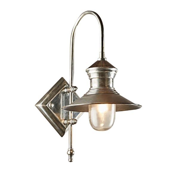 If you like the Emac & Lawton St James Wall Lamp in Antique Silver, buy the Conway Antique Silver Outdoor Wall Lamp from SMITH&SMITH, Australia's favourite decorative lighting store.