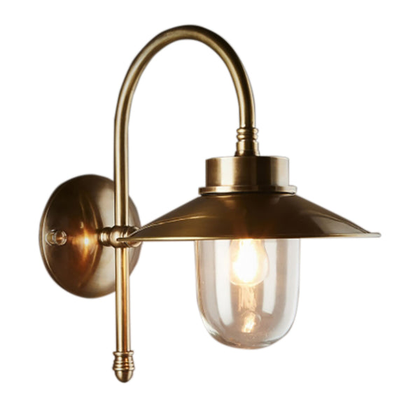If you like the Emac & Lawton Legacy Sconce Base Antique Brass, buy the Anniston Antique Brass Sconce Wall Light from SMITH&SMITH, Australia's favourite decorative lighting store.
