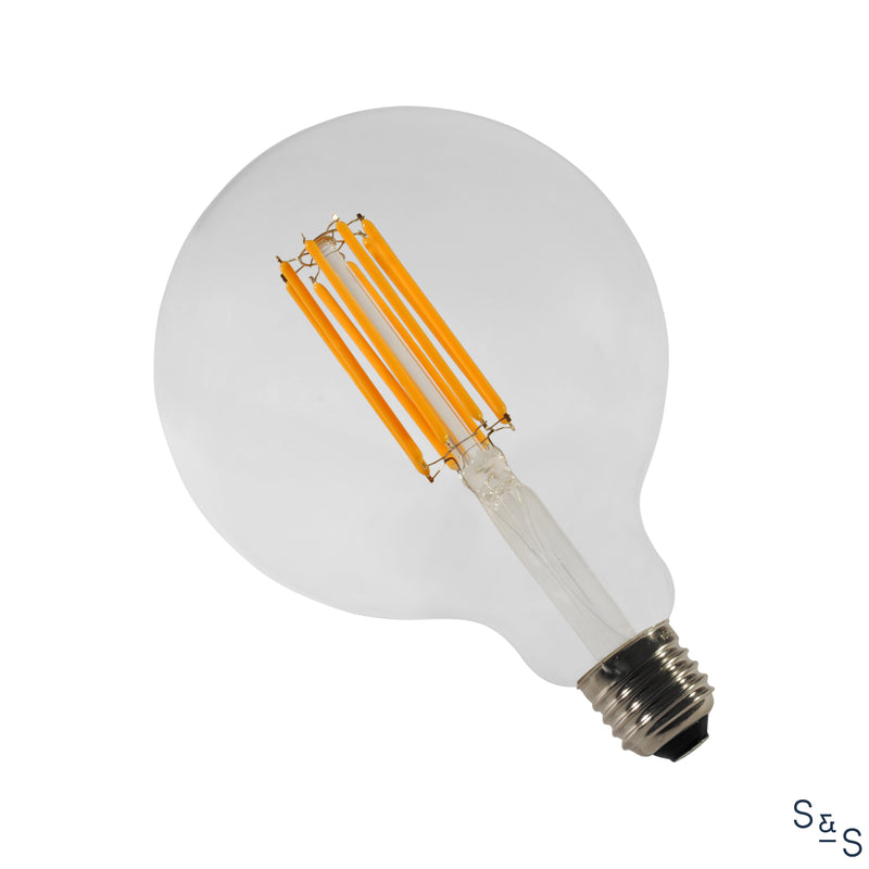 SMITH&SMITH Vintage LED Bulbs Are Better. SMITH&SMITH G125 Vintage LED Bulb lasts 20000 hours. Edison Light Globes. Liquid LEDs Vintage Bulbs.