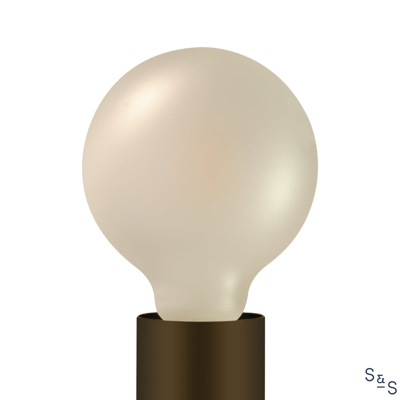 SMITH&SMITH Vintage LED Bulbs Are Better. SMITH&SMITH G95 Vintage LED Bulb lasts 20000 hours. Edison Light Globes. Liquid LEDs Vintage Bulbs.