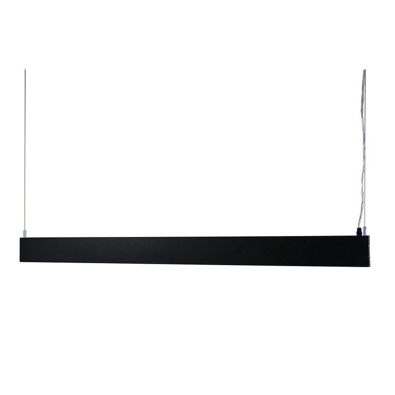 SMITH&SMITH Eyre LED Linear Pendant Light. Oriel Slate LED Linear Pendant Light