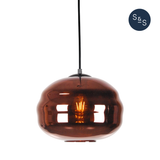 jupiter pendant copper by smith smith lighting