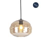 jupiter pendant cognac by smith smith lighting
