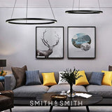 Rotondo Black Round LED Pendant Ring Lamp. Do you like the Oriel Nimbus LED Ring? Then you will love the SMITH&SMITH Rotondo Black Round LED Pendant Ring Lamp. insta
