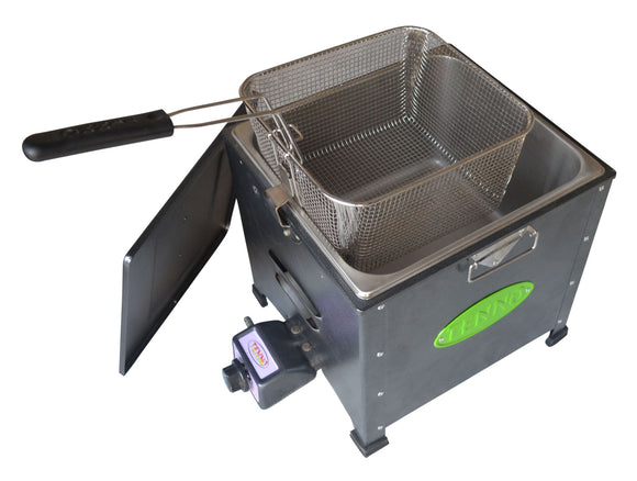 Tenno Penggorengan/Deep Fryer Gas FRY-120-TR