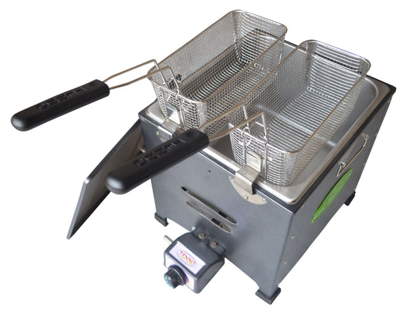 Tenno Penggorengan/Deep Fryer Gas FRY-220-TR