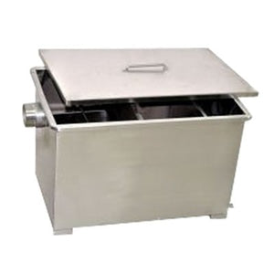 Tenno Stainless Steel Grease Trap Large