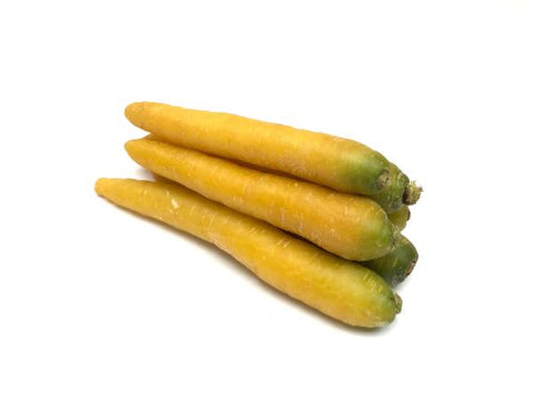 Carrots - Yellow 500g