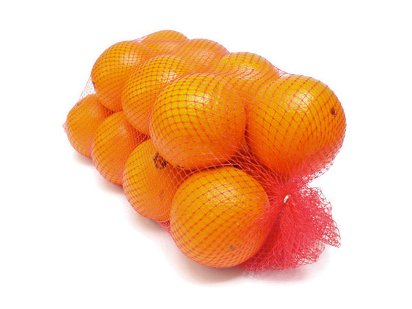 Oranges - Navel Net NOT CERTIFIED CHEMICAL-FREE (3kg)