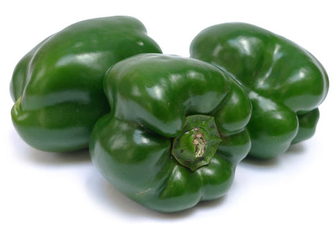 Capsicum - Green (Each)