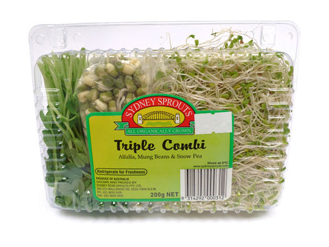 Sprout Mix (Punnet) NOT CERTIFIED