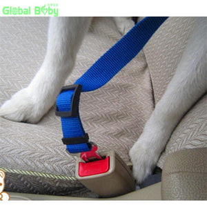 Dog Pet Car Travel Safe Seat Belt for All Cars - Puppy's Planet