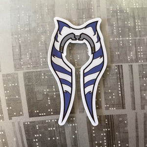 Siege Snips sticker