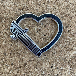 Ancient Love Hard Enamel Pin PREORDER