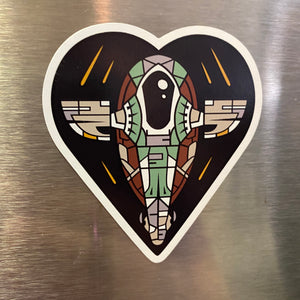 Bounty of love Magnet