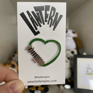 Return of Love - Hard Enamel Pin