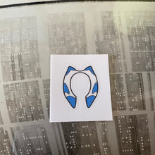 The Prospect Vinyl Sticker