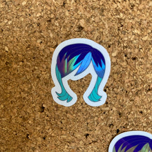 Rebel Painter season 2 holographic Vinyl Sticker