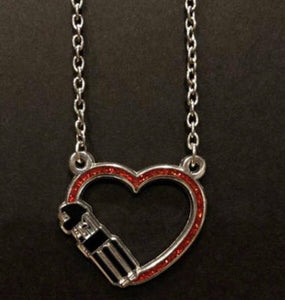 Dark love necklace