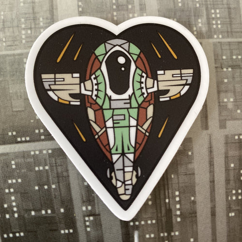 Bounty of Love sticker