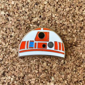 Mix and Match Domes hard enamel pin