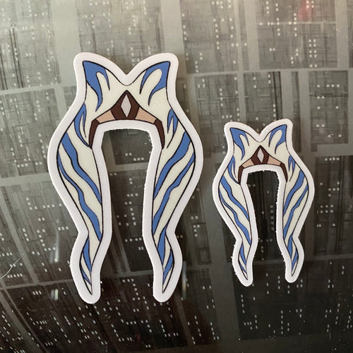 The Fulcrum vinyl Sticker