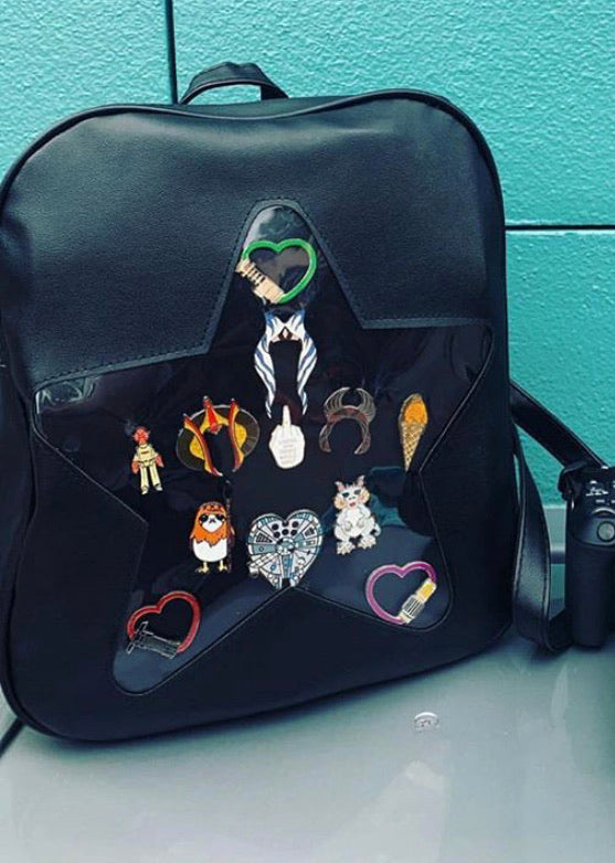Black Star Ita bag