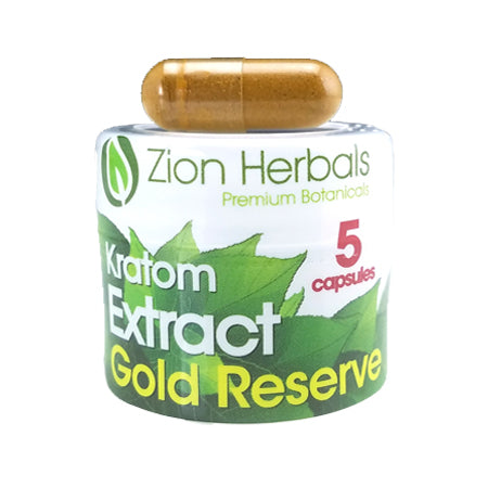 Gold Reserve Extract Capsule (5 Capsules)