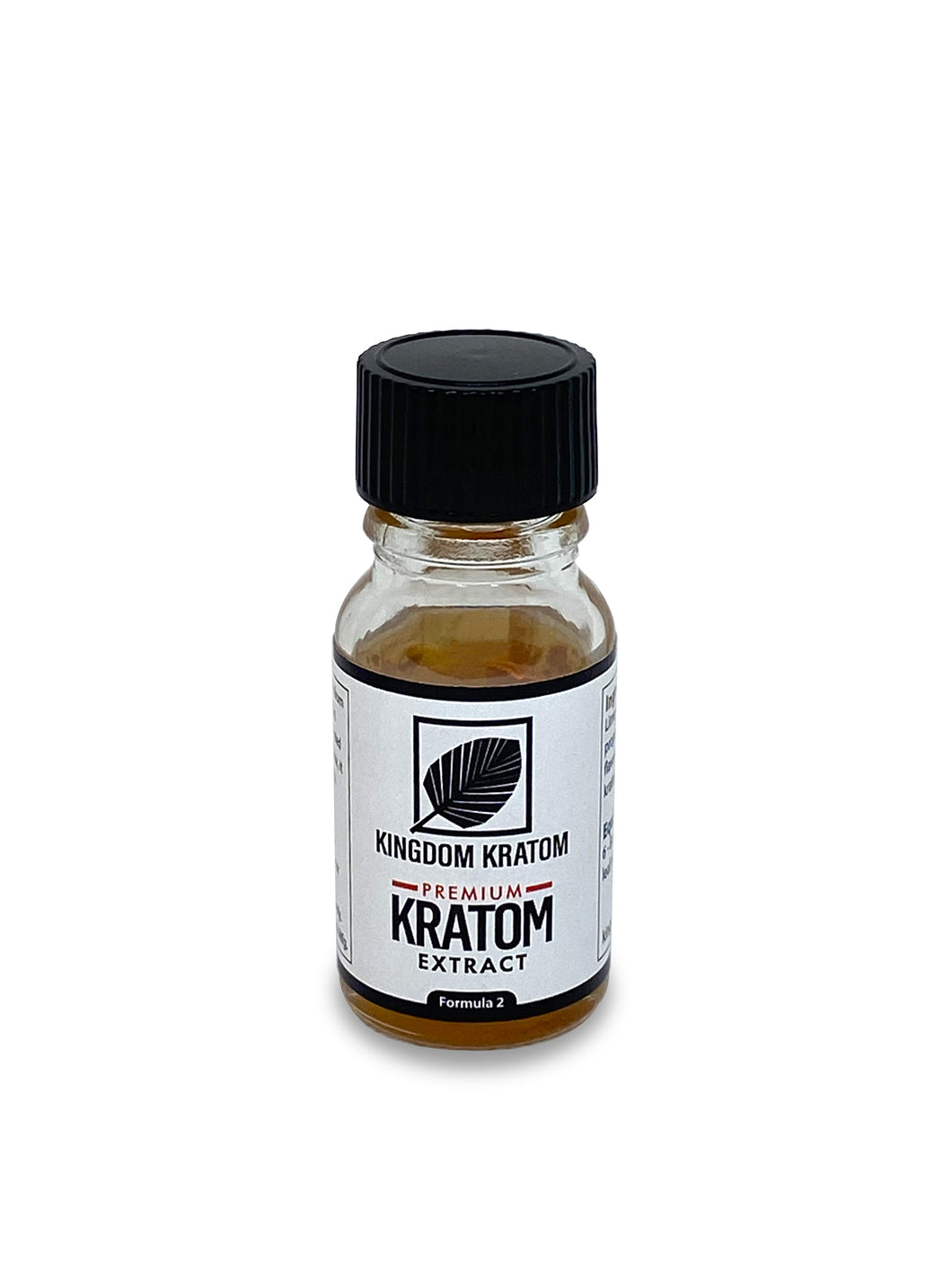 Kingdom Kratom Formula 2 Kratom Full Spectrum Extract Shot