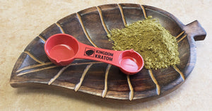 White Samarinda Kratom Powder