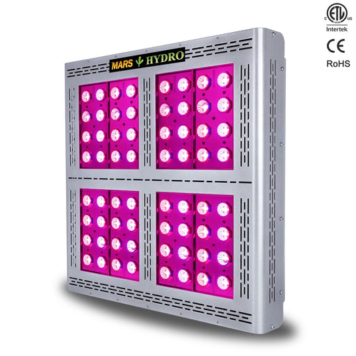 Mars Mars Pro II Epistar 320 Grow Light For Indoor Hydroponics