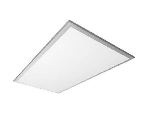 Warehouse Lighting 2 x 4 ft LED Flat Panel 60 Watt Light Fixture