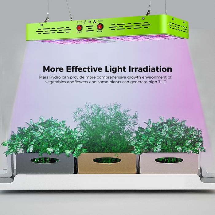 Mars Mars Reflector 96 480W Grow Light for Medical Plants