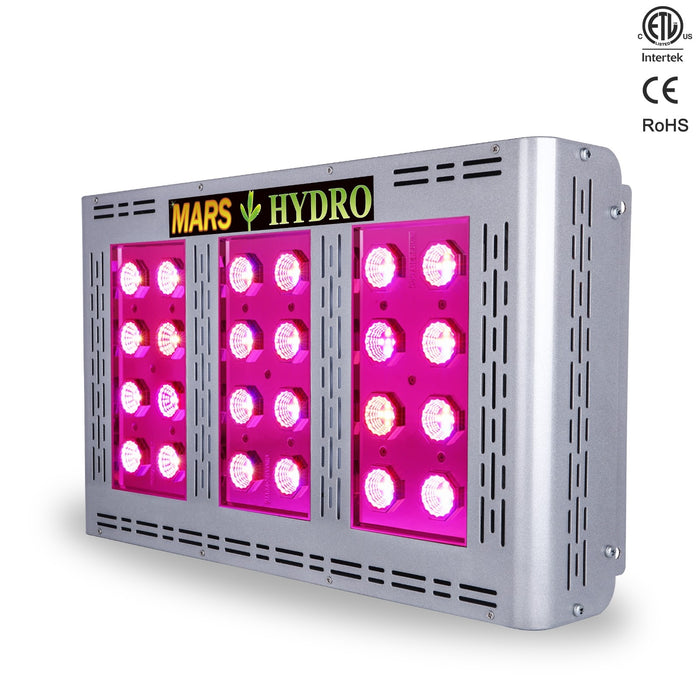Mars Mars Pro II Epistar 120 Grow Light For Indoor Hydroponics