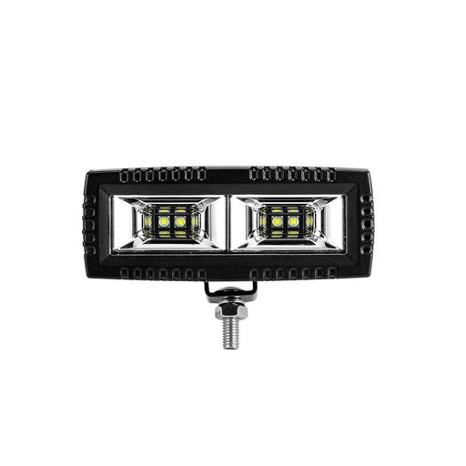 "Auxbeam 5"" 40W Cree Rectangle Off Road LED Light w/ Mounting Bracket"