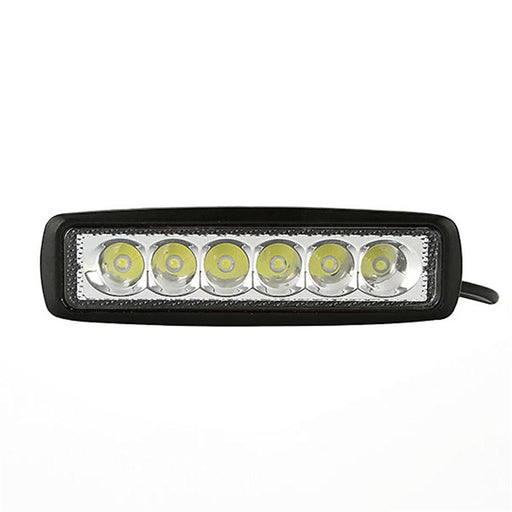 "Auxbeam 6"" 18W Slim Spot Beam Off Road LED Light Bar"