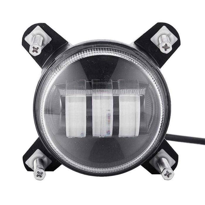 "Auxbeam 4"" 18W Cree LED Fog Light Plug & Play"