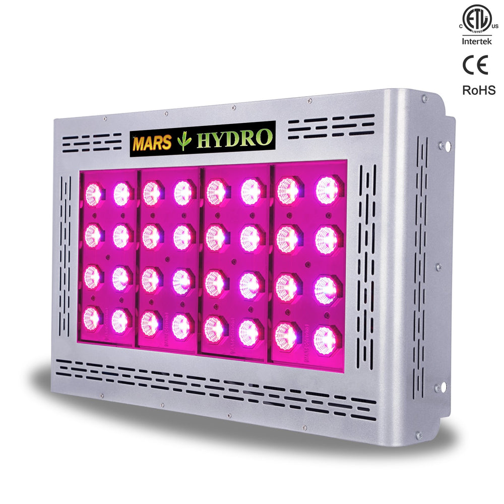 Mars Mars Pro II Epistar 160 Grow Light For Indoor Hydroponics