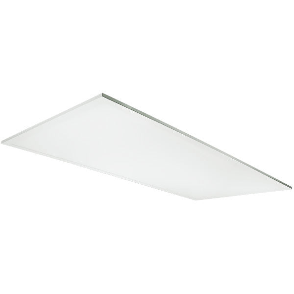 Warehouse Lighting 2 x 4 ft LED Flat Panel 50 Watt Light Fixture