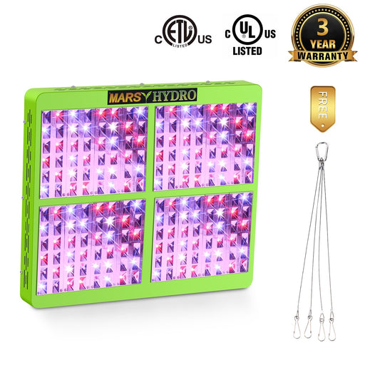 Mars Mars Reflector 192 960W Grow Light for Medical Plants