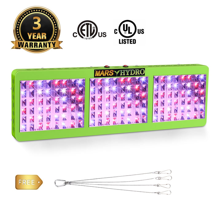Mars Mars Reflector 144 720W Grow Light for Medical Plants