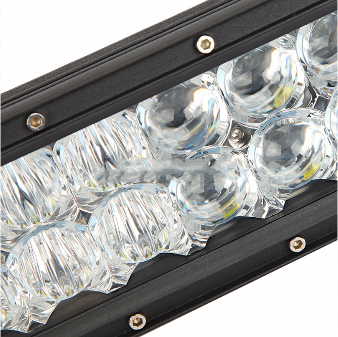 "Auxbeam 42"" RGB Color Changing 240W Off Road LED Light Bar"