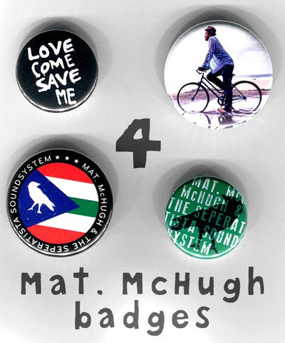 Accessories - [Accessories] Mat McHugh Badges