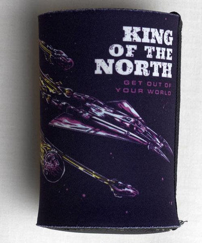 Accessories - King Of The North - Stubby Holder Out Of Your World