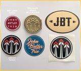 Brass Belt - Sticker & Patches Pack