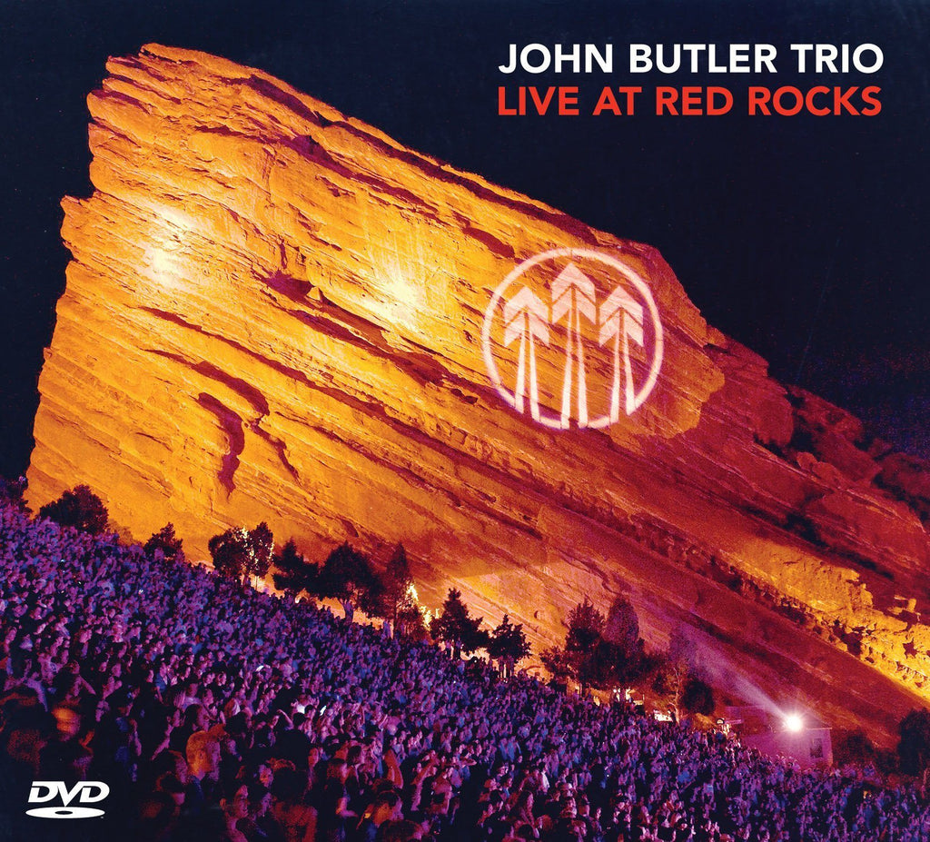 CDs - [CD+DVD]  Live At Red Rocks