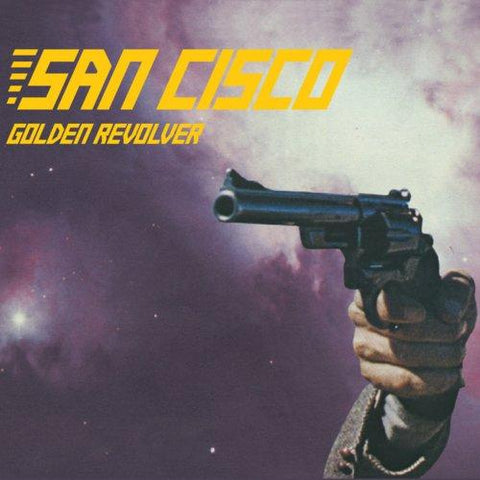 CDs - [cd] Golden Revolver