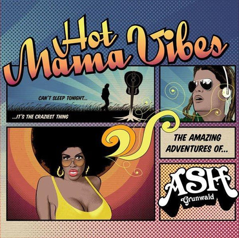 CDs - [cd]  Hot Mama Vibes