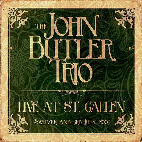 CDs - [CD]  Live At St Gallen  [2xCD]
