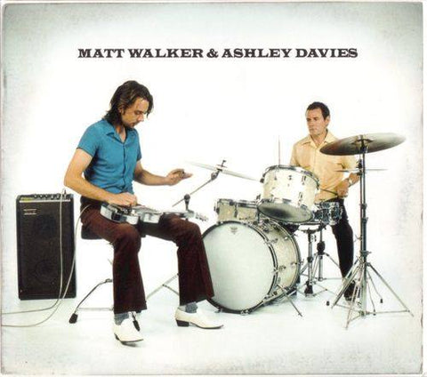 CDs - [cd] Matt Walker & Ashley Davies